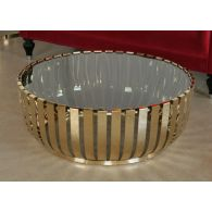 Mitchell Gold Vega Cocktail Table
