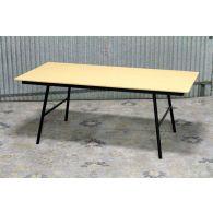 School Table in Natural Oak