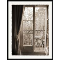 Stroll Through Paris - Champ de Mars, off Avenue de la Bourdonnals 20W x 26H