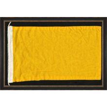 Nautical Flag Q 22.5W x 15.5H