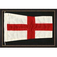Nautical Flag #8 22.5W x 15.5H