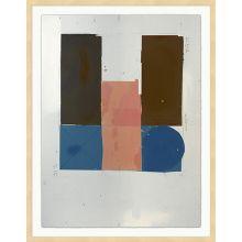 Graphite Color Study 1  36W X 46H