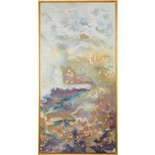 Light, Cloud, and Wind II 25.5W x 49.5H