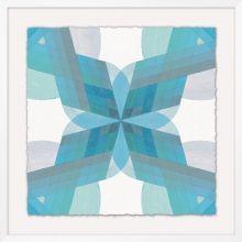 Intertwined Shape 2 25.5W x 25.5H