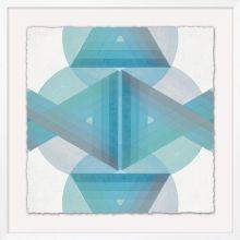 Intertwined Shape 4 25.5W x 25.5H