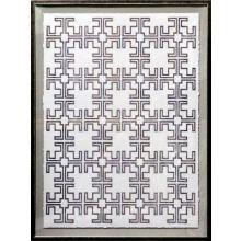Drawn Pattern 2 31W x 41H