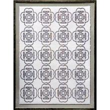 Drawn Pattern 4 31W x 41H
