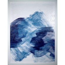 Painted Blue IV 33W x 43H