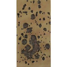 Rectangular Ink Splotch Panel 1 19W x 37H