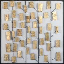 Iron Tree Wall Sculpture 48W x 48H