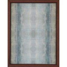 Mirrored Azules 27W x 35H