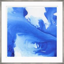Blue Wash I 31W x 31H