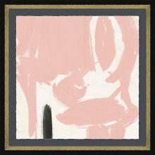 Blush Brush I 31W x 31H