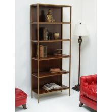 Mitchell Gold Van Dyke Bookcase