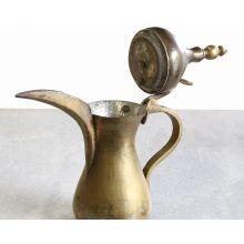 Pair Of Brass Turkish Coffee Pots