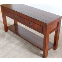 Post & Rail Console Table