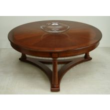 European Legacy Round Coffee Table