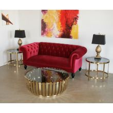 Mitchell Gold Vega Side Table