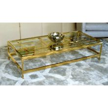 Mitchell Gold Jules Rectangular Coffee Table