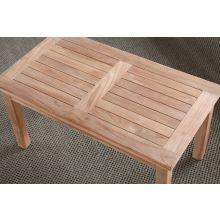 Natural Teak Coffee Table