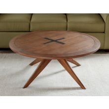 Maxwell Round Coffee Table