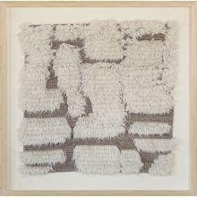 Lamba Textured Textile 32W X 32H