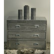 Whitman 4-Drawer All-Metal Chest