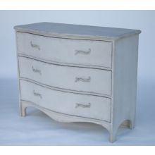 Chalk White Chest of Drawers