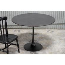 Bolton Round Metal Table