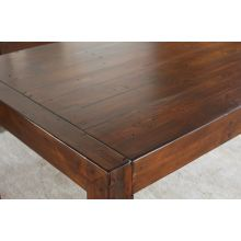 Post & Rail Dining Table