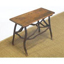 Adirondack Table circa1880