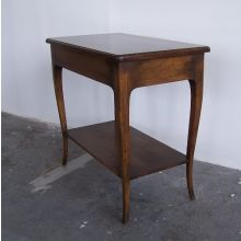 French Country End Table