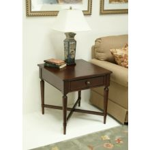 Updated Shaker End Table