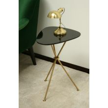 Mitchell Gold Gibson Onyx Pull-Up Table