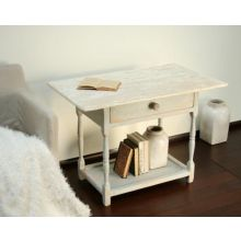 Laughing Whitefish River Drawer Table