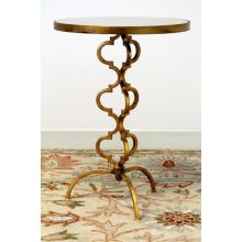 Pattern Makers Side Table