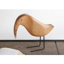 Natural Bird Sculpture - Cleared Décor