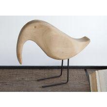 Bleached Bird Figurine - Cleared Décor