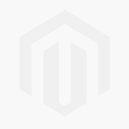 Tall Hammered Gold Pinched Vase - Cleared Decor
