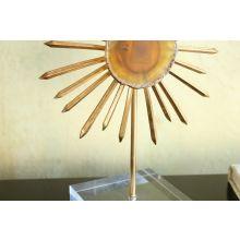 Omari Medium Sculpture - Cleared Décor