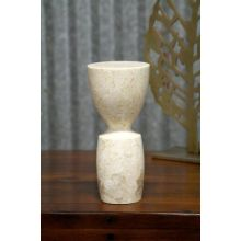 White Marble Architect Object A - Cleared Décor