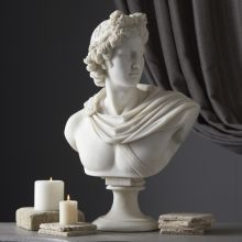 Bust of Apollo - Cleared Décor