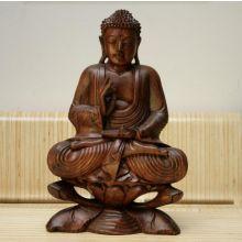 Buddha on Lotus