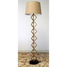 Iron Mosaic Pattern Makers Floor Lamp
