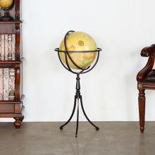 Vaugn Globe on Iron Stand