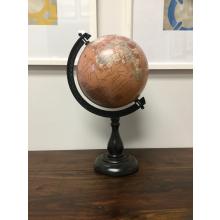Decorative Globe with Black Base