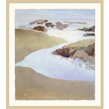 Translucent Coastline 3 42.5W x 47.5H
