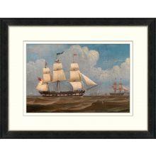 Seafarer Gallery 12 26.5W x 20.5H