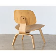 Eames Style Molded Plywood Lounge Chair
