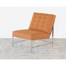 Major Chair In Drift Orange